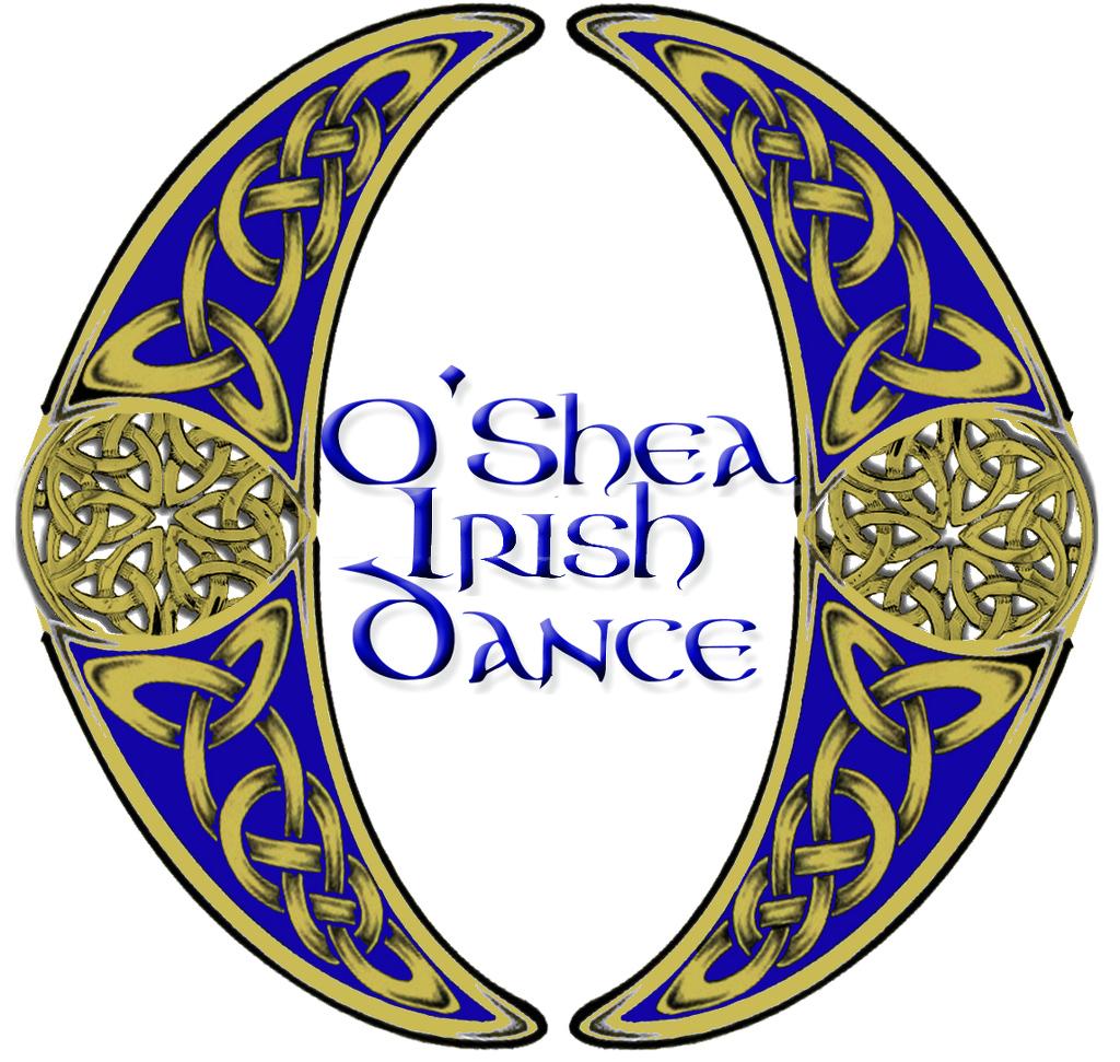 O'Shea Irish Dance lgog